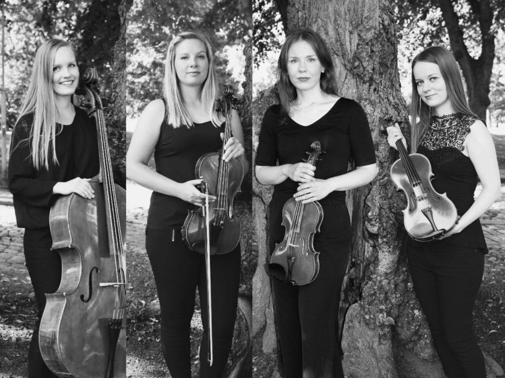 Palkkaa muusikko: Lumo Ensemble