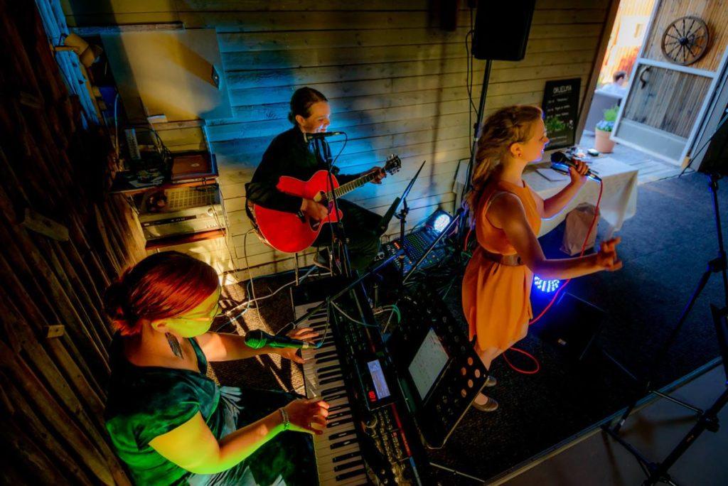 Palkkaa muusikko: Trio Kaiho