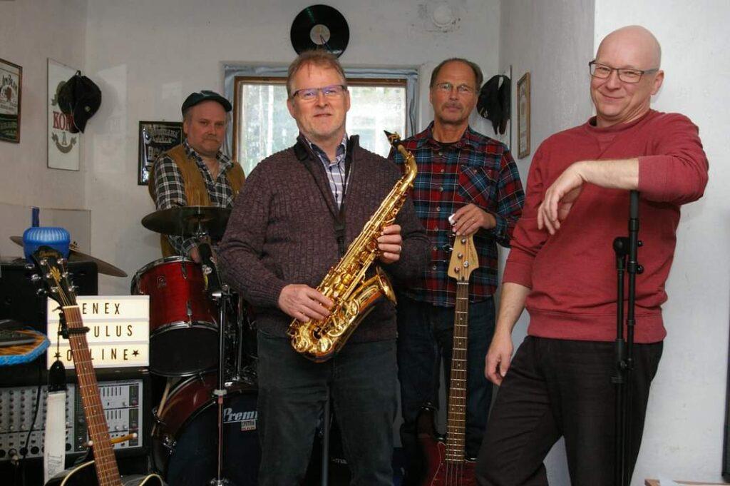 Palkkaa muusikko: The Oldtimers