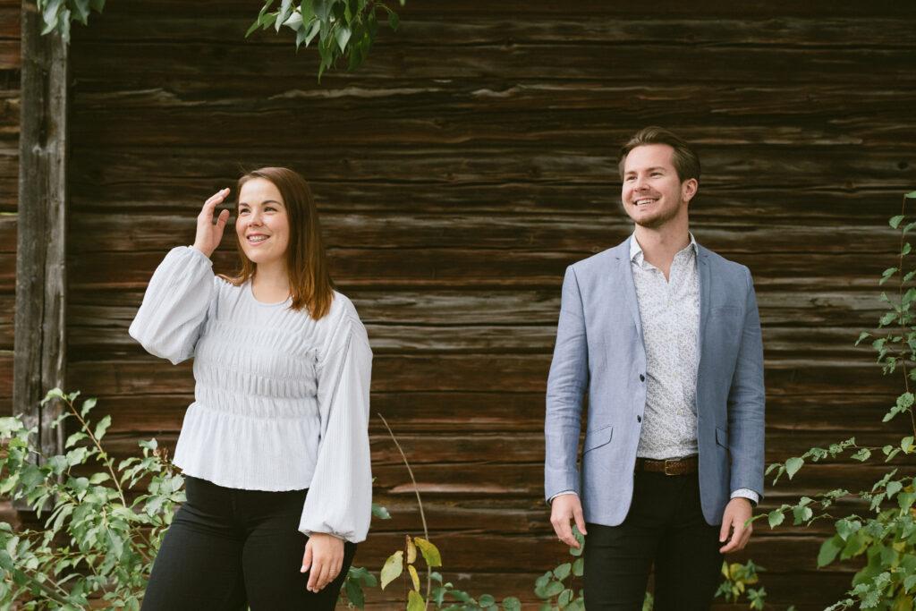 Palkkaa muusikko: Duo Aino & Aleksi